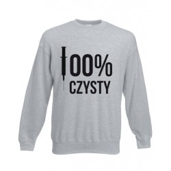 BLUZA - 100% CZYSTY