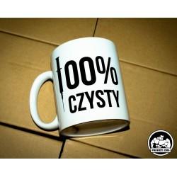 Kubek Pakera - 100% CZYSTY