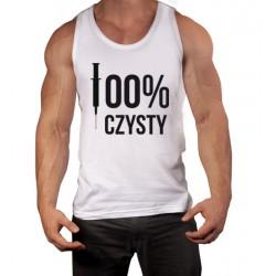 100% CZYSTY - Na ramiączkach