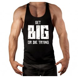 TANK TOP SUPER SLIM - GET BIG
