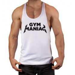 TANK TOP SUPER SLIM - GYM MANIAC