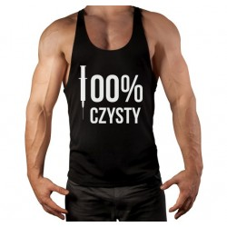 TANK TOP SUPER SLIM - 100% CZYSTY
