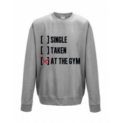BLUZA - AT THE GYM
