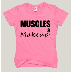 MUSCLES & Makeup - HIT FIT BLOGEREK