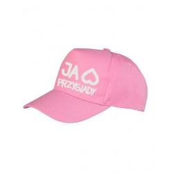 KOCHAM PRZYSIADY - CAP