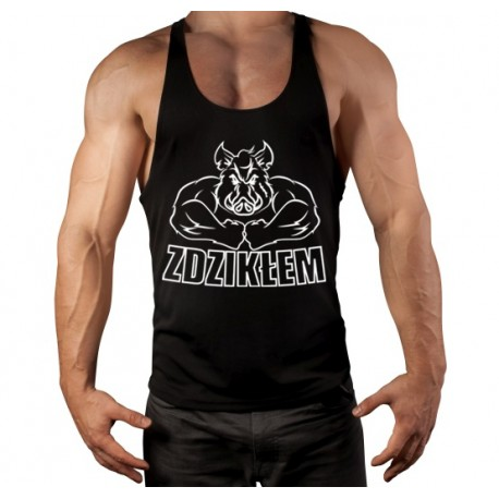 TANK TOP SUPER SLIM  - ZDZIKŁEM